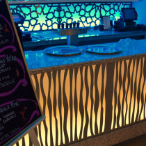 Resultado de imagen de decoracion de cafeterias terrazas