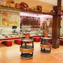 Resultado de imagen de decoracion de tiendas gourmet