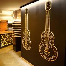 Resultado de imagen de decoracion de tablaos flamencos