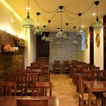 Resultado de imagen de decoracion rustica para restaurantes