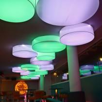 Resultado de imagen de decoracion de cafeterias de hoteles