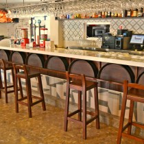 Resultado de imagen de decoracion de cafeterias rusticas